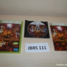 Videojuegos y Consolas: XBOX 360 - KINGDOM UNDER FIRE - CIRCLE OF DOOM , PAL ESPAÑOL , COMPLETO. Lote 261948280