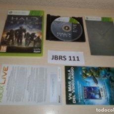 Videojuegos y Consolas: XBOX 360 - HALO REACH , PAL ESPAÑOL , COMPLETO. Lote 261950725
