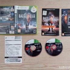 Videojuegos y Consolas: JUEGO XBOX 360 BATTLEFIELD 3. Lote 262115955