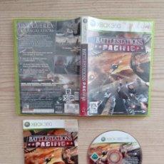 Videojuegos y Consolas: JUEGO XBOX 360 BATTLESTATIONS PACIFIC. Lote 262116500