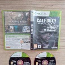 Videojuegos y Consolas: JUEGO XBOX 360 CALL OF DUTY - GHOSTS. Lote 262117295