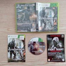 Jeux Vidéo et Consoles: JUEGO XBOX 360 CRYSIS 2. Lote 262118665