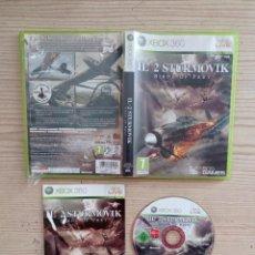 Videojuegos y Consolas: JUEGO XBOX 360 IL 2 STURMOVIK - BIRDS OF PREY. Lote 262119405