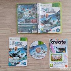 Videojuegos y Consolas: JUEGO XBOX 360 MY SIMS SKY HEROES. Lote 262121430