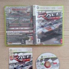 Videojuegos y Consolas: JUEGO XBOX 360 RACE PRO. Lote 262121645