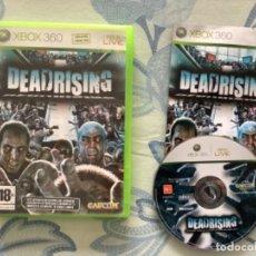 Videojuegos y Consolas: DEAD RISING XBOX 360. Lote 262237660