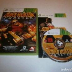 Videojuegos y Consolas: DUKE NUKEM FOREVER XBOX 360 PAL ESPAÑA. Lote 262319855
