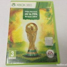 Videojuegos y Consolas: COPA MUNDIAL DE LA FIFA BRASIL 2014. Lote 262435130