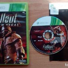 Videojuegos y Consolas: FALLOUT NEW VEGAS PAL ESPAÑOL XBOX 360 - POSIBILIDAD DE ENTREGA EN MANO EN MADRID. Lote 262985945