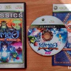 Videojuegos y Consolas: KAMEO ELEMENTS OF POWER PAL ESPAÑOL XBOX 360 - POSIBILIDAD DE ENTREGA EN MANO EN MADRID. Lote 262986185