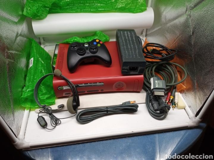 XBOX 360 ÉLITE 120 GIGAS EDICIÓN LIMITADA (Juguetes - Videojuegos y Consolas - Microsoft - Xbox 360)