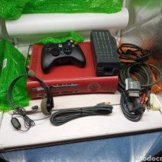 Videojuegos y Consolas: XBOX 360 ÉLITE 120 GIGAS EDICIÓN LIMITADA. Lote 263092910