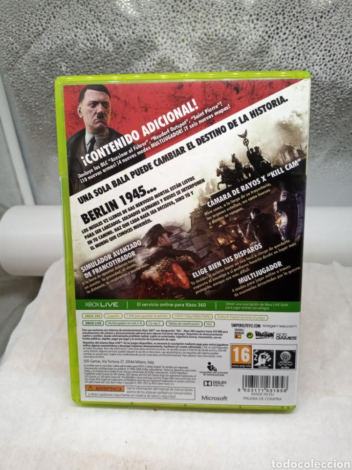 Videojuegos y Consolas: Sniper Élite edición juego del año Xbox 360 - Foto 2 - 263094280