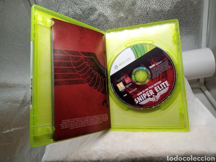 Videojuegos y Consolas: Sniper Élite edición juego del año Xbox 360 - Foto 3 - 263094280
