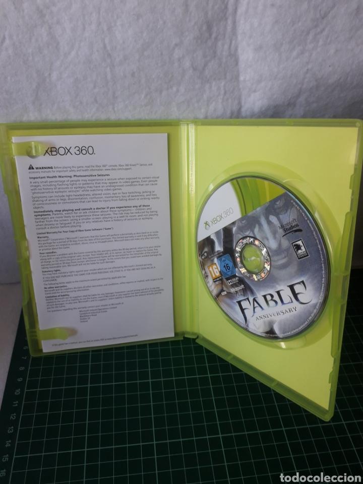 Videojuegos y Consolas: fable anniversary xbox 360 - Foto 2 - 263157060