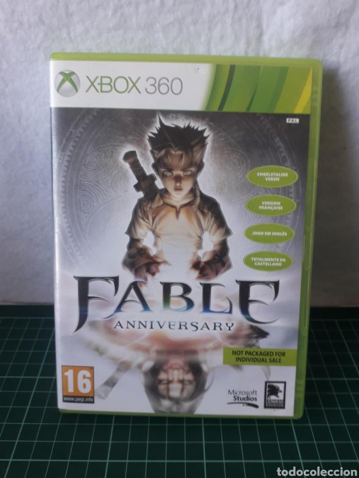 FABLE ANNIVERSARY XBOX 360 (Juguetes - Videojuegos y Consolas - Microsoft - Xbox 360)