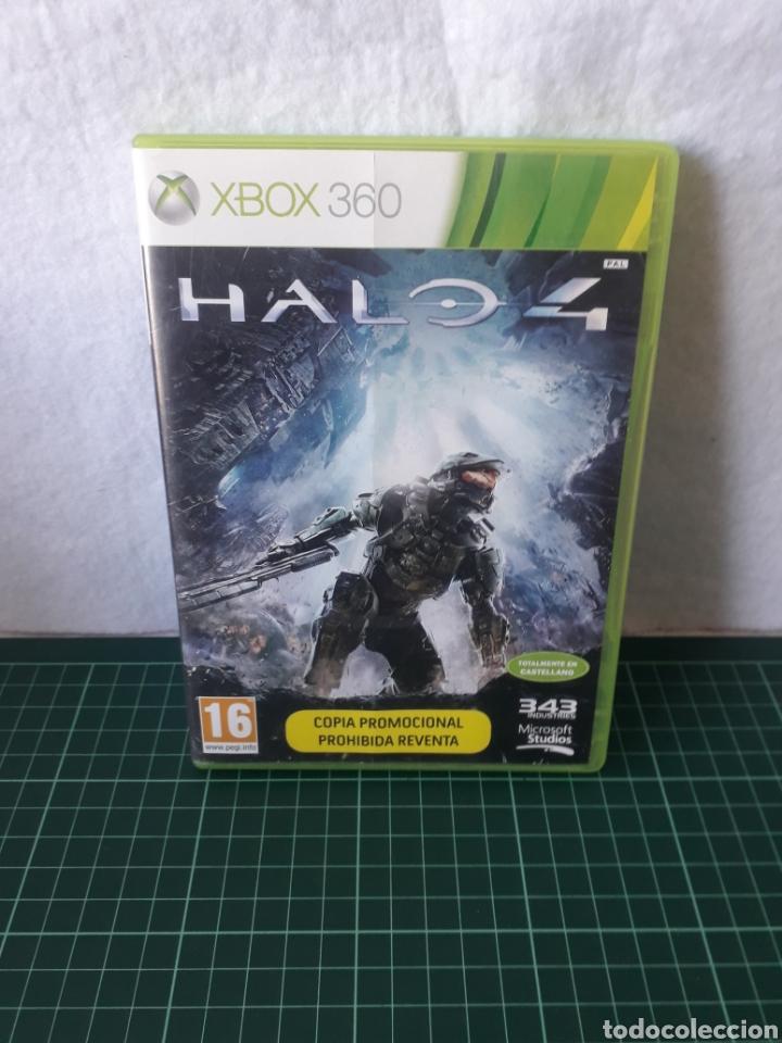 HALO 4 XBOX 360 (Juguetes - Videojuegos y Consolas - Microsoft - Xbox 360)