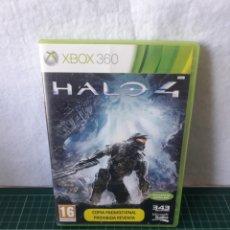Videojuegos y Consolas: HALO 4 XBOX 360. Lote 263157375