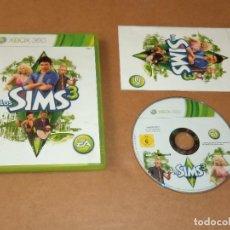 Videojuegos y Consolas: SIMS 3 PARA MICROSOFT XBOX 360, PAL. Lote 266537178