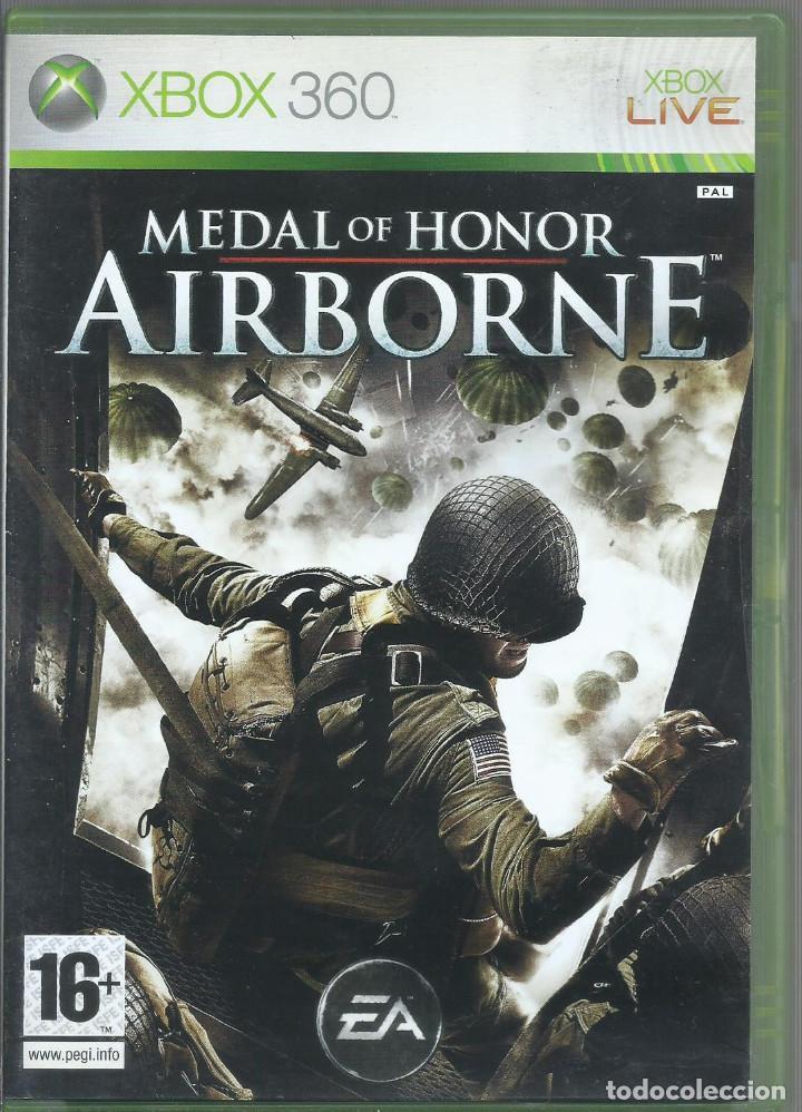 MEDAL OF HONOR: AIRBORNE (INCL. MANUAL EN CASTELLANO) (Juguetes - Videojuegos y Consolas - Microsoft - Xbox 360)