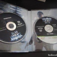 Videojuegos y Consolas: JUEGO ALAN WAKE PARA XBOX 360. Lote 268142949