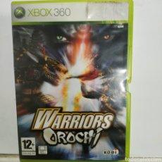 Videojuegos y Consolas: REFXBOX360.69 WARRIORS OROCHI JUEGO XBOX 360 SEGUNDAMANO. Lote 268270479