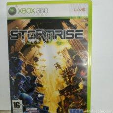 Videojuegos y Consolas: REFXBOX360.70 STORMRISE JUEGO XBOX 360 SEGUNDAMANO. Lote 268270684