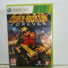 Videojuegos y Consolas: REFXBOX360.73 DUKEN NUKEN FOREVER JUEGO XBOX 360 SEGUNDAMANO. Lote 268271589