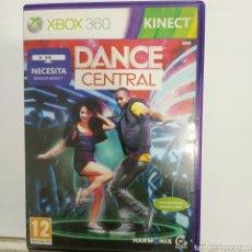 Videojuegos y Consolas: REFXBOX360.79 DANCE CENTRAL JUEGO XBOX 360 SEGUNDAMANO. Lote 268272869