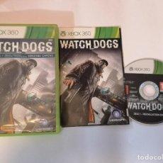 Videojuegos y Consolas: XBOX WATCHDOGS SOLO DISCO 1. Lote 268286449