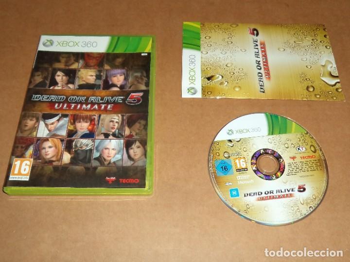 DEAD OR ALIVE 5 : ULTIMATE PARA MICROSOFT XBOX 360, PAL (Juguetes - Videojuegos y Consolas - Microsoft - Xbox 360)