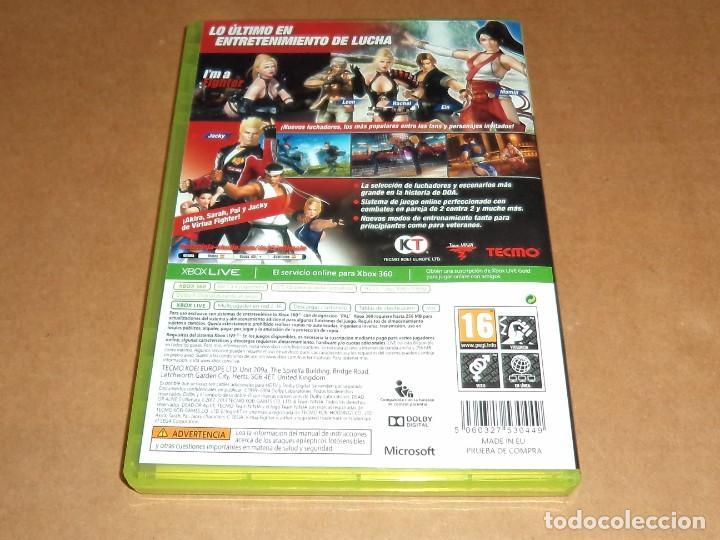 Videojuegos y Consolas: Dead or Alive 5 : Ultimate para Microsoft XBOX 360, Pal - Foto 2 - 268617029