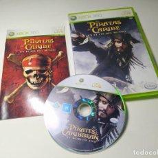 Videojuegos y Consolas: PIRATAS DEL CARIBE - EN EL FIN DEL MUNDO (XBOX 360 - PAL - ESP). Lote 268744319
