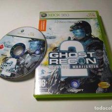 Videojuegos y Consolas: GHOST RECON ADVANCED WARFIGHTER 2 (XBOX 360 - PAL - ESP). Lote 268744469
