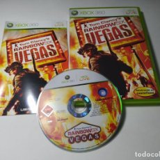 Videojuegos y Consolas: RAINBOW SIX VEGAS (XBOX 360 - PAL - ESP). Lote 268744564