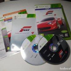 Videojogos e Consolas: FORZA MOTORSPORT 4 (XBOX 360 - PAL - ESP). Lote 268744864