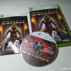 Videojuegos y Consolas: CONAN (XBOX 360 - PAL - ESP). Lote 268745804