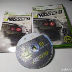 Videojuegos y Consolas: NEED FOR SPEED PROSTREET (XBOX 360 - PAL - ESP). Lote 268746119