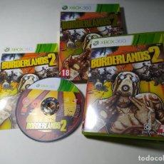 Videojuegos y Consolas: BORDERLANDS 2 (XBOX 360 - PAL - ESP). Lote 268753609