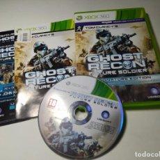 Videojuegos y Consolas: GHOST RECON FUTURE SOLDIER (XBOX 360 - PAL - ESP). Lote 268753894