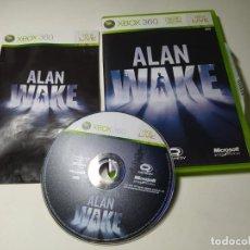 Videojuegos y Consolas: ALAN WAKE (XBOX 360 - PAL - ESP). Lote 268753964