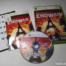 Videojuegos y Consolas: TOM CLANCY´S ENDWAR (XBOX 360 - PAL - ESP). Lote 268754289