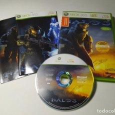 Videojuegos y Consolas: HALO 3 (XBOX 360 - PAL - ESP). Lote 268754319