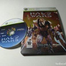 Videojuegos y Consolas: HALO WARS ( CAJA METALICA) (XBOX 360 - PAL - ESP). Lote 268754489