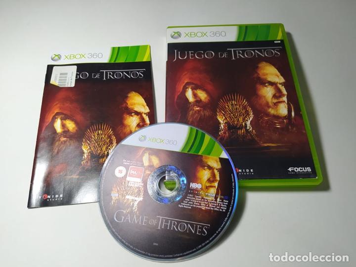 JUEGO DE TRONOS (XBOX 360 - PAL - ESP) (Juguetes - Videojuegos y Consolas - Microsoft - Xbox 360)