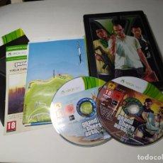 Videojuegos y Consolas: GRAND THEFT AUTO 5 - CAJA METALICA (XBOX 360 - PAL - ESP). Lote 268765869