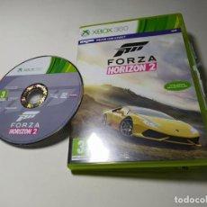 Videojuegos y Consolas: FORZA HORIZON 2 (XBOX 360 - PAL - ESP). Lote 268765894