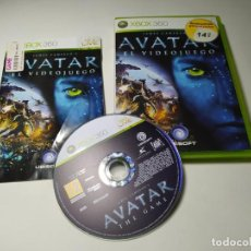 Videojuegos y Consolas: AVATAR (XBOX 360 - PAL - ESP). Lote 268766709