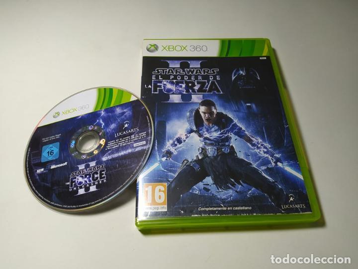 STARS WARS - EL PODER DE LA FUERZA 2 (XBOX 360 - PAL - ESP) (Juguetes - Videojuegos y Consolas - Microsoft - Xbox 360)