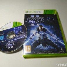 Videojogos e Consolas: STARS WARS - EL PODER DE LA FUERZA 2 (XBOX 360 - PAL - ESP). Lote 268767589